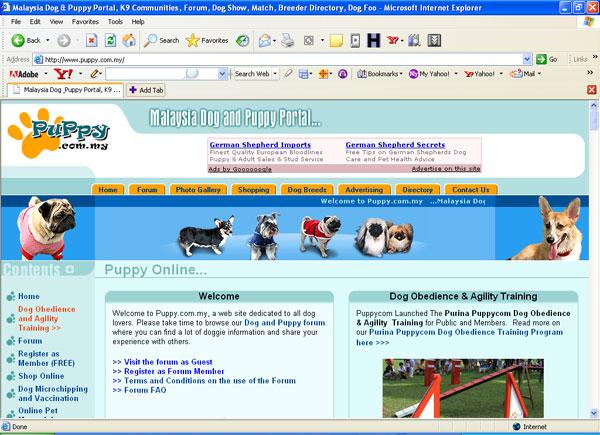 Tab Browsing with Yahoo Toolbar