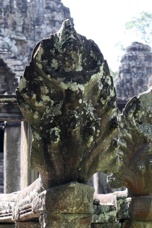 Siem Reap, Angkor Thom, Angkor Wat, Elephant Terrace